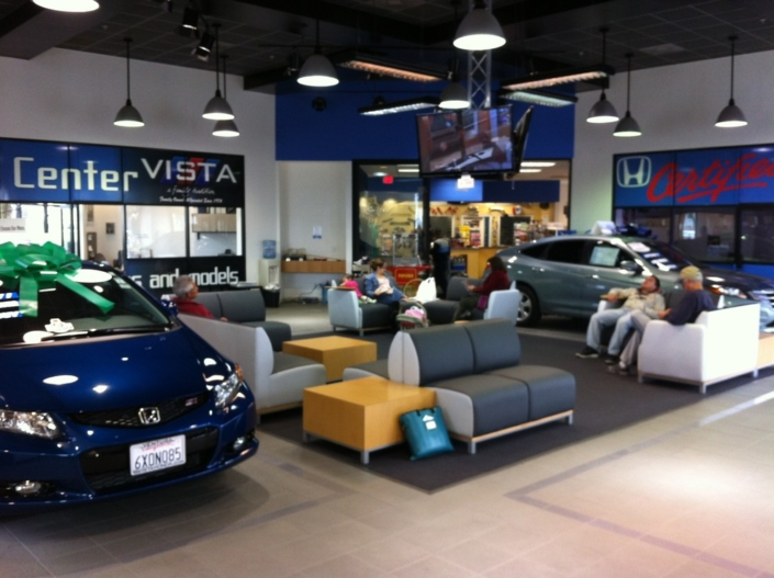 Dealership (Automotive) Executive Office